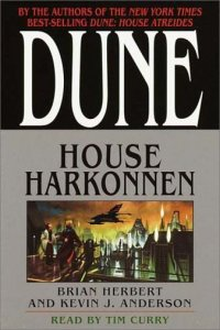 Dune: House Harkonnen, by Brian Herbert and Kevin J. Anderson