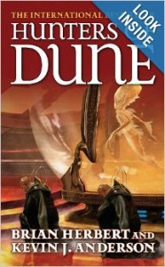 Hunters of Dune, by Brian Herbert and Kevin J. Anderson