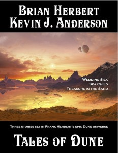 Tales of Dune, by Brian Herbert and Kevin J. Anderson