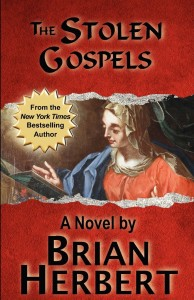 The Stolen Gospels, a novel by Brian Herbert