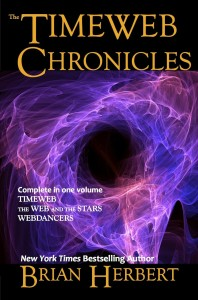 TimeWeb Chronicles, by Brian Herbert